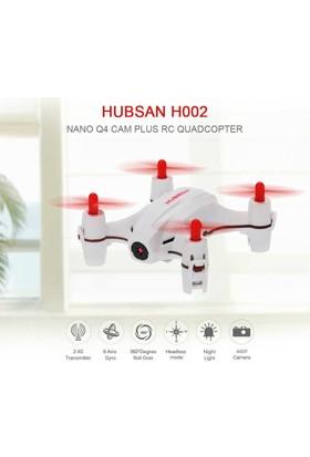 Hubsan H002 Uzaktan Kumandalı 480P Kameralı Drone (Hubsan Türkiye Garantili)