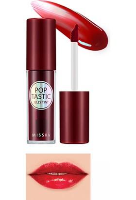 Mıssha Poptastic Jelly Tint (Club Red)
