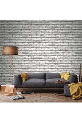 Bien Taş Tuğla Desen 9020 Duvar Kağıdı Model Yılı 2017 (5 M²)