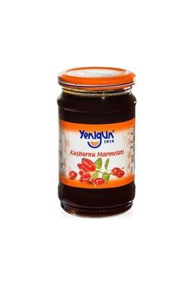 Yenigün Kuşburnu Marmelatı - 380 gr (Bol Meyveli)