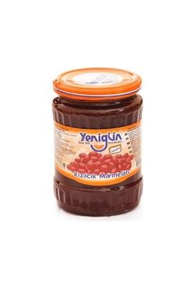 Yenigün Kızılcık Marmelatı - 710 gr (Bol Meyveli)