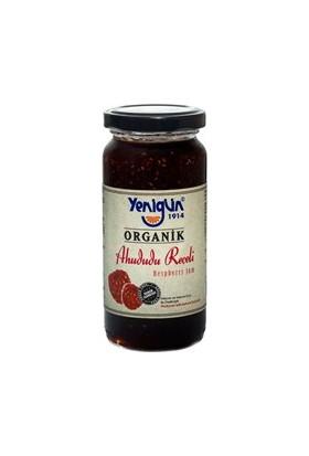 Yenigün Organik Şeker İlavesiz Ahududu Reçeli - 290 gr