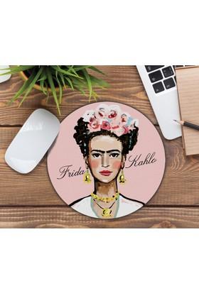 iF Dizayn Frida Kahlo Tasarım Mouse Pad