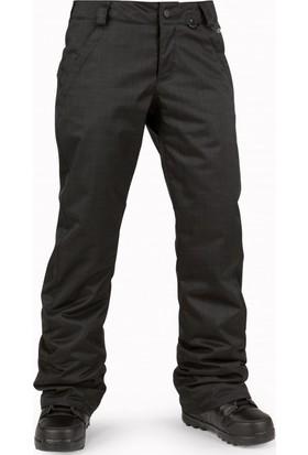 Volcom Frochickie Insulated Snowboard Pantolonu - Siyah