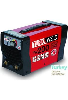 Turkweld 200 Amper Inverter Kaynak Makinesi