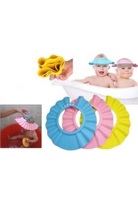 Tbg Bebek Banyo Şapkası Baby Mate - Pembe
