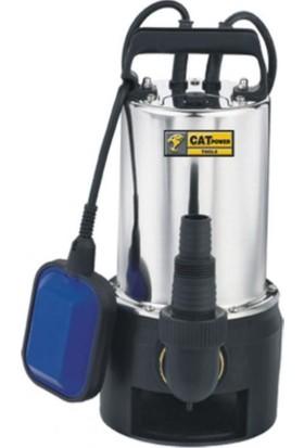 Catpower 676 Paslanmaz Kirli Su Dalgıç Pompa 1100W