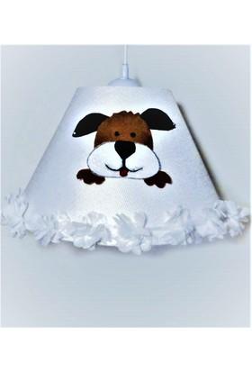 Bebemia Köpekcik Sarkıt Bebek Odası Avize