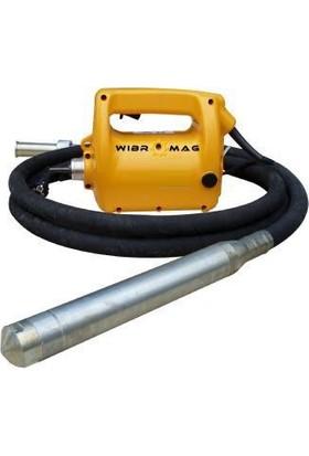 Wibromag Beton Vibratoru 3 Hp