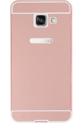 İmpashop Samsung Galaxy A510 Aynalı Kılıf A5 2016 Aynalı Bumper