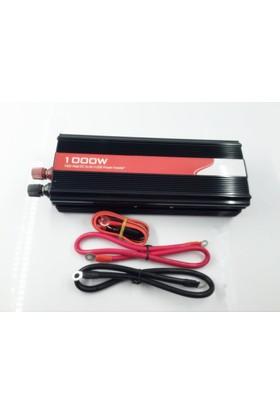 Space USB'li İnverter - 1000W-12-220V / ICCA91
