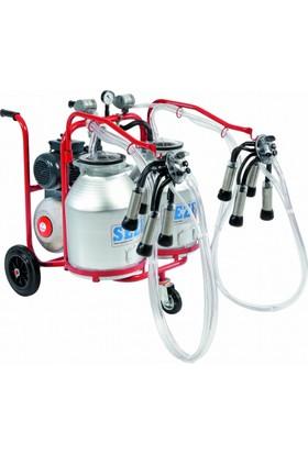 Sezer Pls 2 Süt Sağım Makinesi