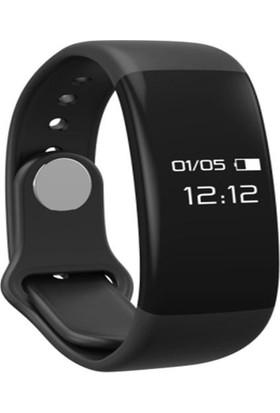 Elba-M30h Akıllı Bileklik (Smart Bracelet) Siyah