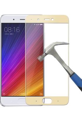 Teleplus Xiaomi Mi 5 S Full Kapatan Cam Ekran Koruyucu Cam Ekran Koruyucu