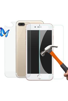 Sonmodashop Apple iPhone 7 Plus Ön + Arka Cam Ekran Koruyucu