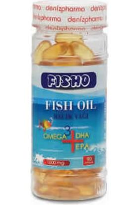 Fisho Omega - 3 60 Kapsül