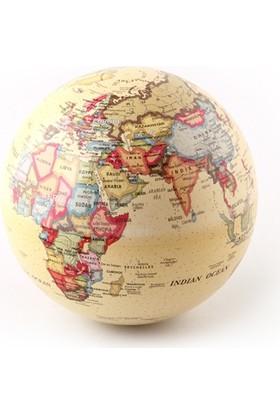 Toptancı Kapında Otomatik Dönen Dünya Küresi