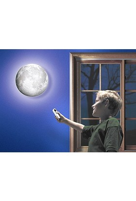 Moon in My Room Odamdaki Ay (Gece Lambası)