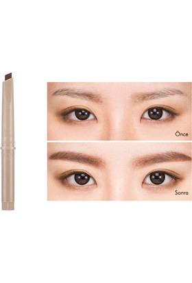 Missha Perfect Eyebrow Styler (Red Brown) İç Yedek