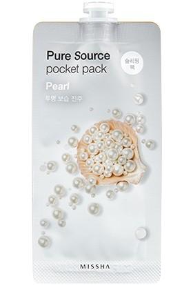 Missha Pure Source Pocket Pack (Pearl)