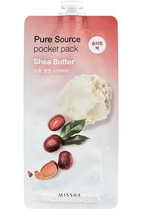 Missha Pure Source Pocket Pack (Shea Butter)
