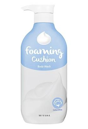 Missha Foaming Cushion Body Wash (Cotton White)