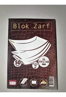 Yener Blok Zarf 50 Li Extra 90Gr.