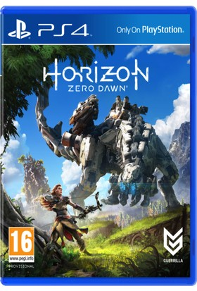 Horizon Zero Dawn PS4 Oyun