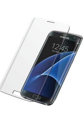 PanzerGlass™ PREMIUM 3D Samsung S7 Edge Tüm Renklerle Uyumlu Temperli Cam Ekran Koruyucu