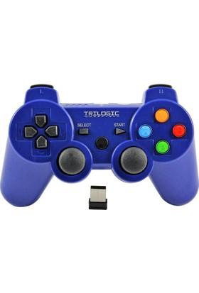 Trilogic Freeman Gw909 Pc / Ps3 Kablosuz Gamepad Oyun Kolu Joystick