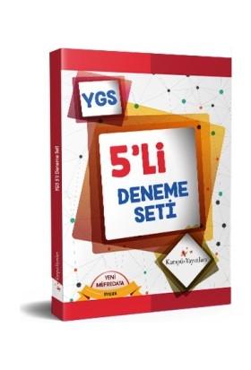 Ygs 5'li Deneme Seti