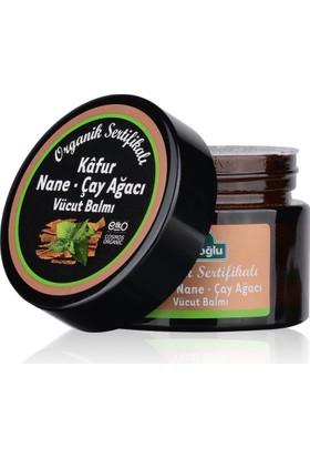 Arifoğlu Organik Kafur - Nane - Çay Ağacı Vucut Balımı 50 ml