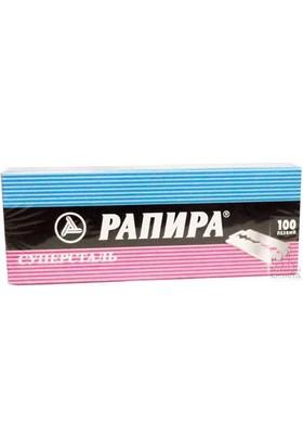 Panpa Rapıra Rus Jileti 100 Adet Tüm Jilet
