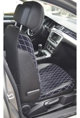 Otom Audi A3 1997-2002 Montana Design Araca Özel Deri Koltuk Kılıfı