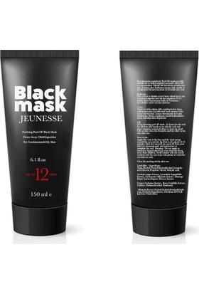 Black Mask Jeunesse Soyulabilir Siyah Maske 150Ml