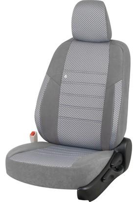 Otom Seat Leon Sport 2013-Sonrası J-116 Füme Araca Özel Koltuk Kılıfı