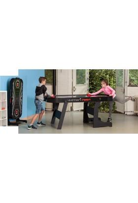 Pusula Oyun Hava Hokeyi Masası (Ayakları Katlanabilir Masa Hokeyi)