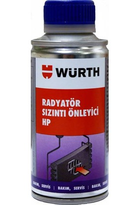 Würth Radyatör Sızıntı Önleyici 150ML