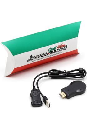Simoni HDMI Giriş USB Kablolu Bluetooth Transfer Modülü 424847
