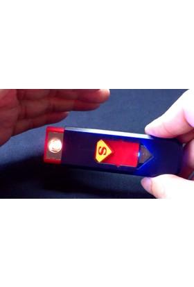 ModaCar USB Şarjlı Alevsiz Elektronik Çakmak 106012