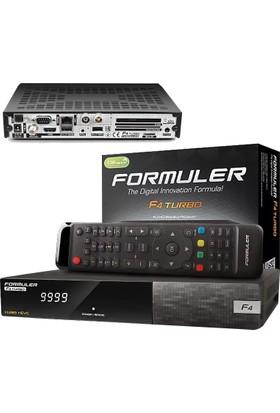 Formuler F4 Turbo'linux Full HD Uydu Alıcısı
