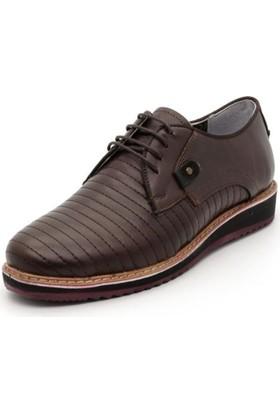 İriadam İ4296-2 Kahve Eva Taban Ayakkabı