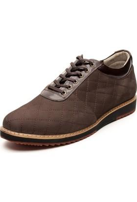 İriadam İ4308 Kahve Spor Ayakkabı