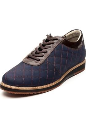 İriadam İ4308 Lacivert Spor Ayakkabı