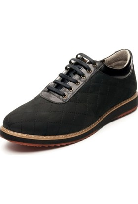 İriadam İ4308 Siyah Spor Ayakkabı
