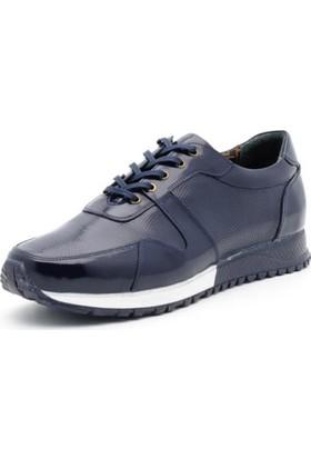 İriadam İ4329 Lacivert Rugan Spor Ayakkabı