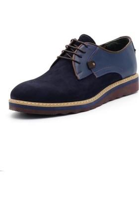 İriadam Y4296 Lacivert Eva Taban Ayakkabı