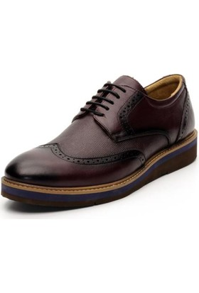 İriadam Y4297 Bordo Eva Taban Ayakkabı