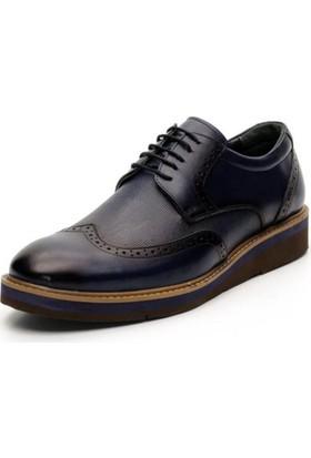 İriadam Y4297 Lacivert Eva Taban Ayakkabı