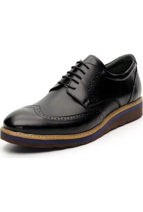 İriadam Y4297 Siyah Eva Taban Ayakkabı